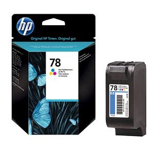 HP 78 color Tintenpatrone