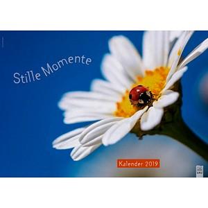 Monats-Wandkalender Stille Momente 2019