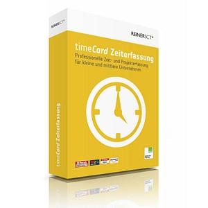 REINERSCT timeCard 6 Zeiterfassung Software kom...