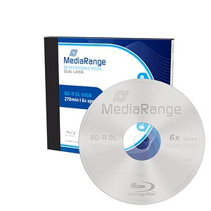 MediaRange Blu-ray BD-R