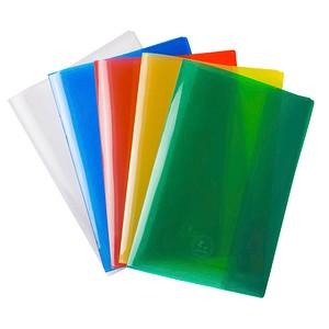 5 JOLLY Heftumschläge farbsortiert A5