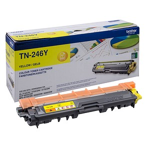 brother TN-246Y gelb Toner