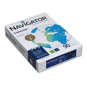 NAVIGATOR Kopierpapier Expression A4 90 g/qm