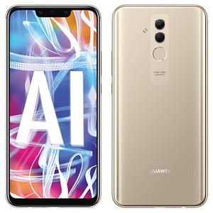 HUAWEI Mate 20 lite Dual-SIM-Smartphone gold-pl...