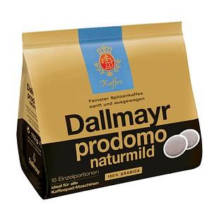 Dallmayr Kaffee prodomo Naturmild Kaffeepads 16 Pads