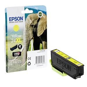 EPSON 24XL / T2434XL gelb Tintenpatrone