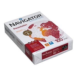 NAVIGATOR Kopierpapier Presentation A4 100 g/qm