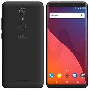 Wiko VIEW Dual-SIM-Smartphone schwarz 32 GB