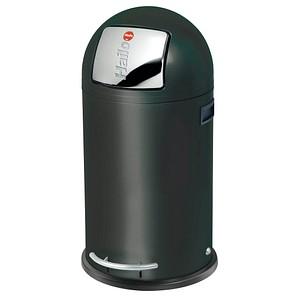 Hailo KickMaxx® L Mülleimer 28,0 l schwarz