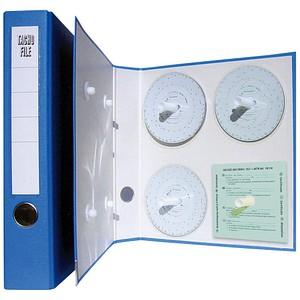 HAUG Ordner 5,0 cm blau