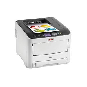 OKI C612n Farb-Laserdrucker