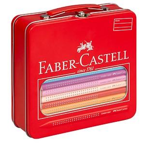 FABER-CASTELL Jumbo GRIP Malset farbsortiert