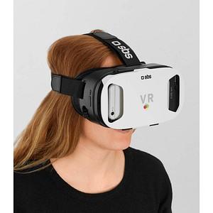 sbs VR-Brille weiß