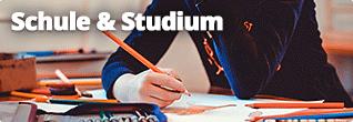 Schule und Studium